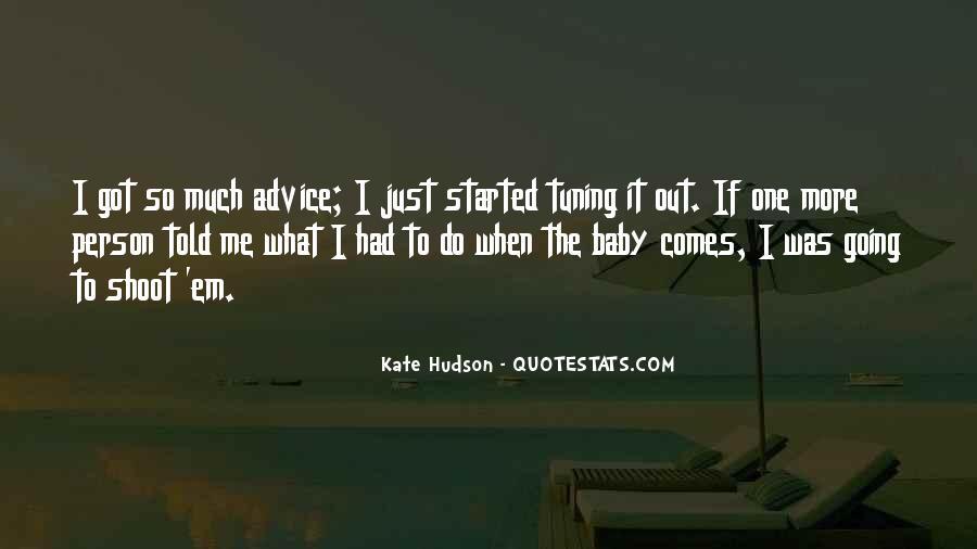Baby Advice Sayings #1445314