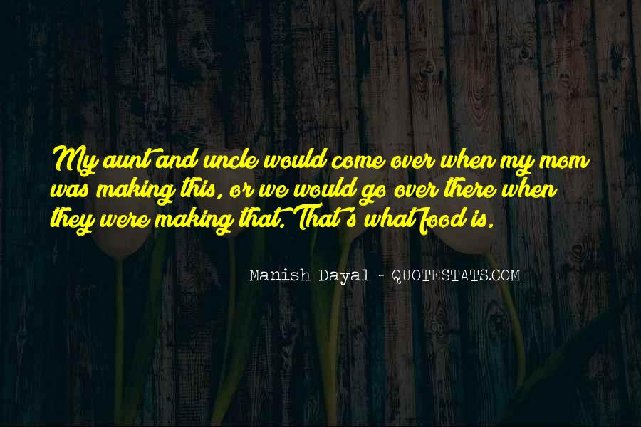 Uncle And Aunt Sayings #1553316