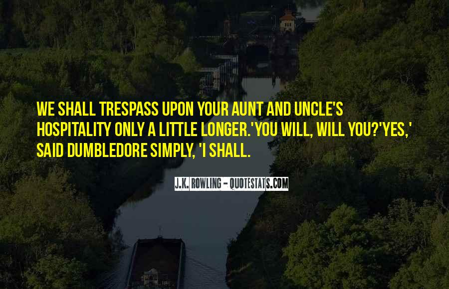 Uncle And Aunt Sayings #1832404