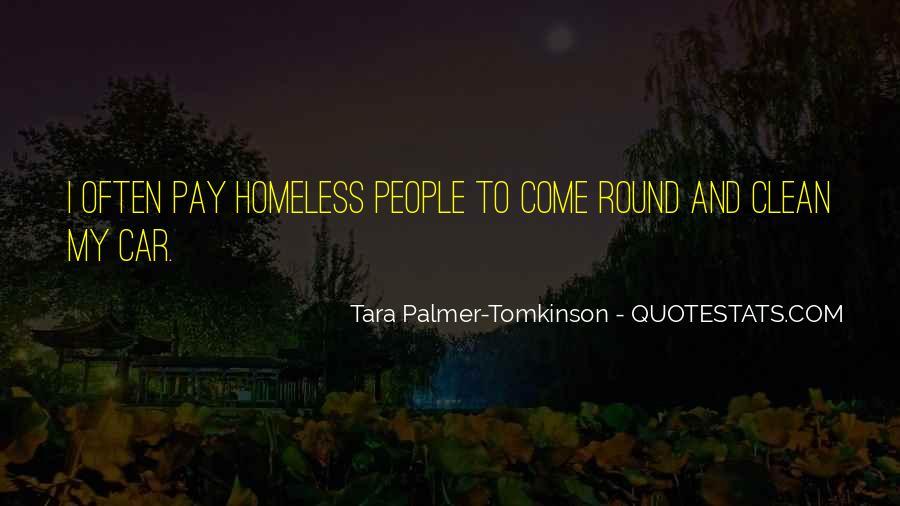 Funny Homeless Sayings #151359