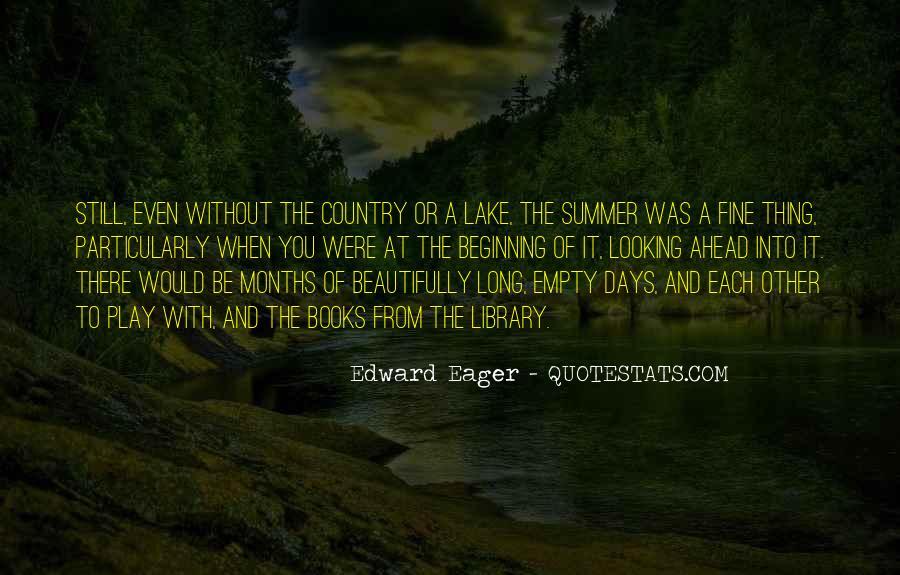 Summer Lake Sayings #328578