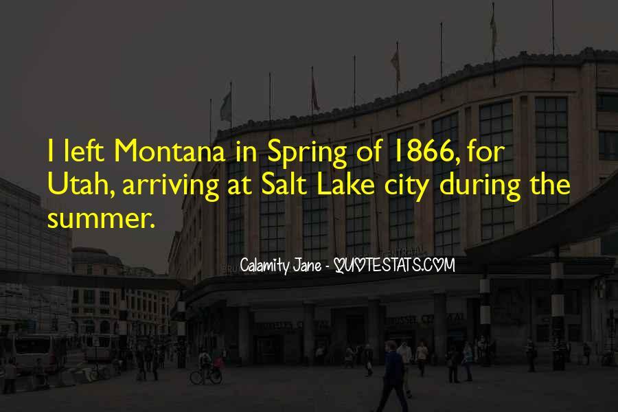 Summer Lake Sayings #742130
