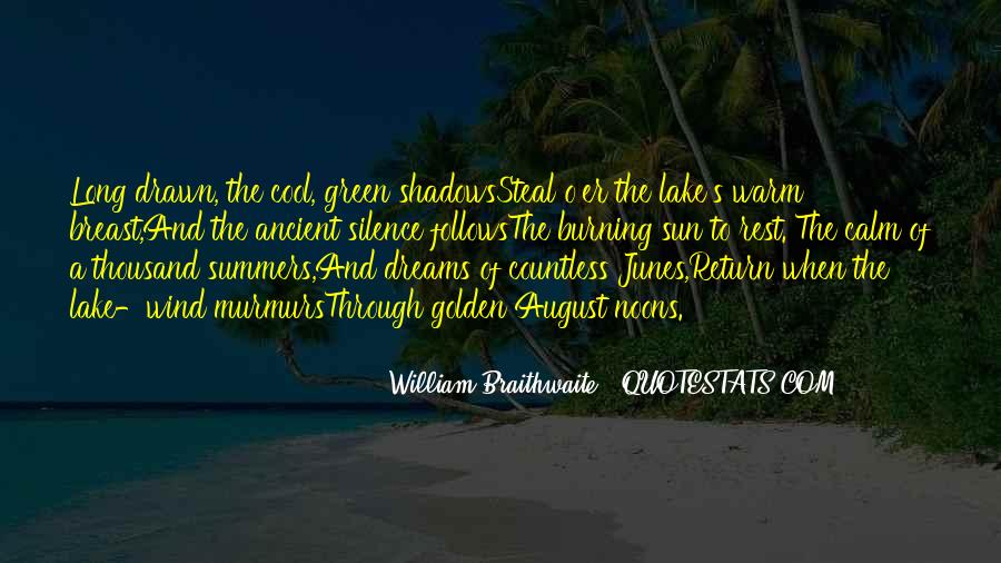 Summer Lake Sayings #930554