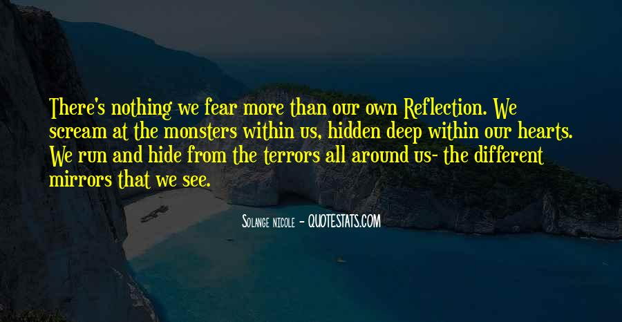 Quotes About Self Reflection #101707