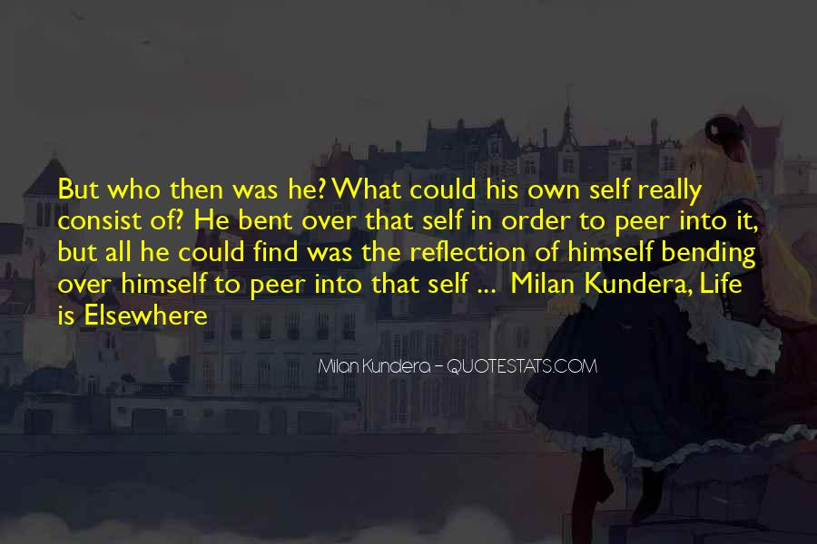 Quotes About Self Reflection #127635