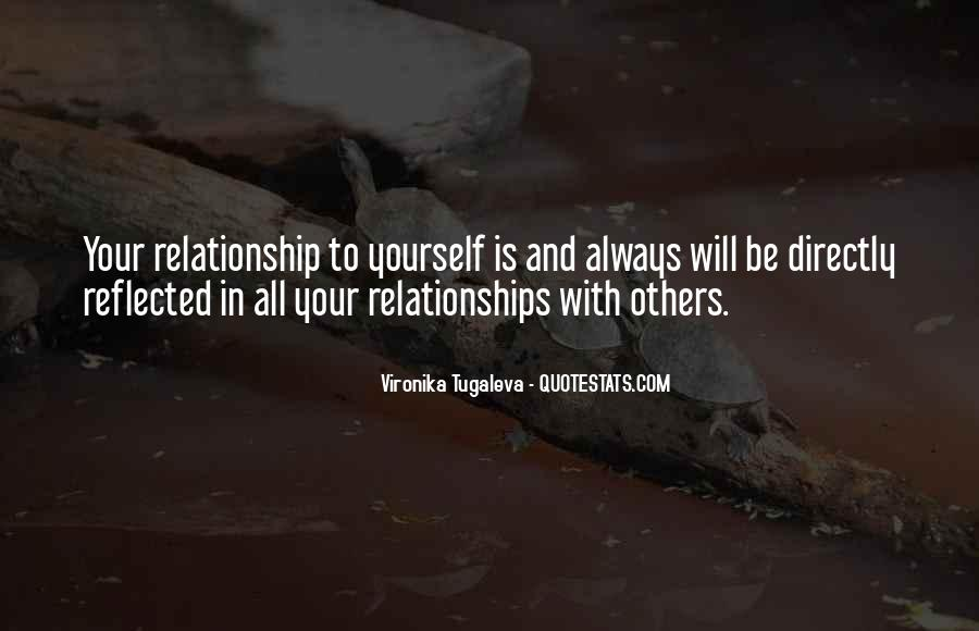 Quotes About Self Reflection #331376