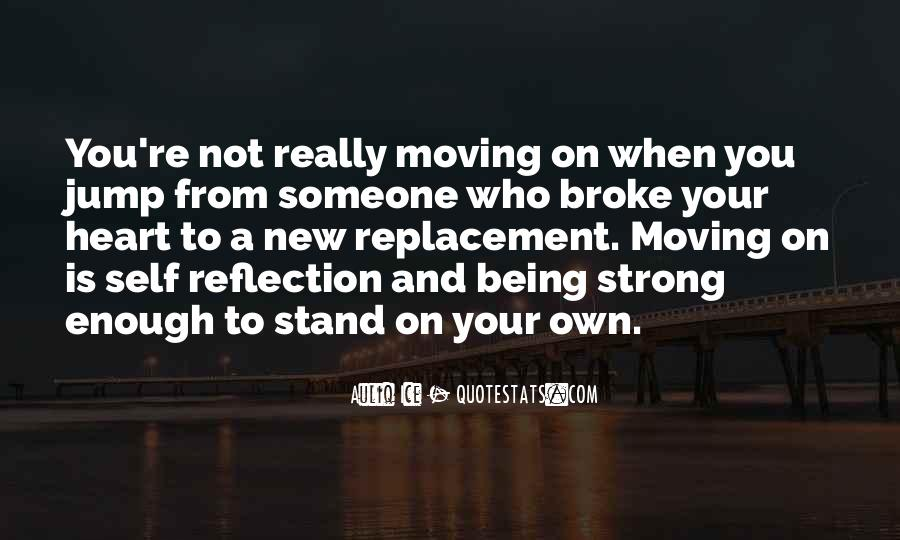 Quotes About Self Reflection #338922