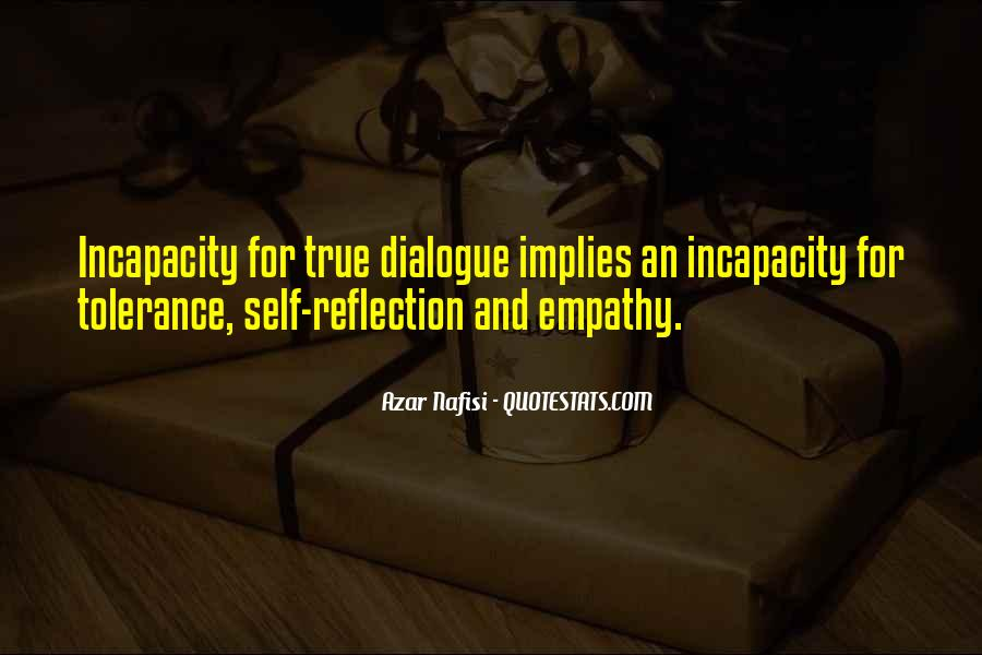 Quotes About Self Reflection #400473