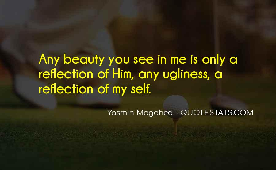 Quotes About Self Reflection #433123
