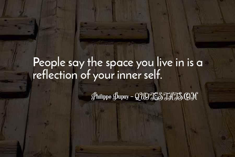 Quotes About Self Reflection #437008