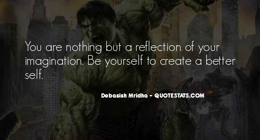 Quotes About Self Reflection #488970