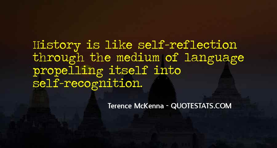 Quotes About Self Reflection #525605