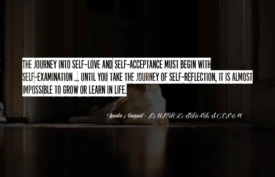 Quotes About Self Reflection #561398