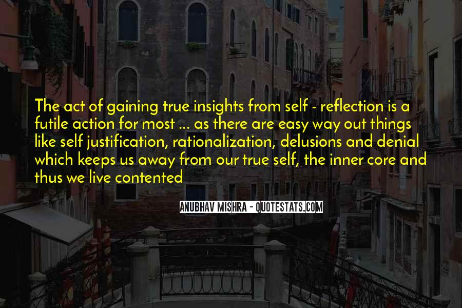 Quotes About Self Reflection #781525
