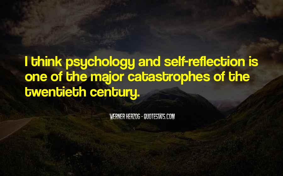 Quotes About Self Reflection #83785