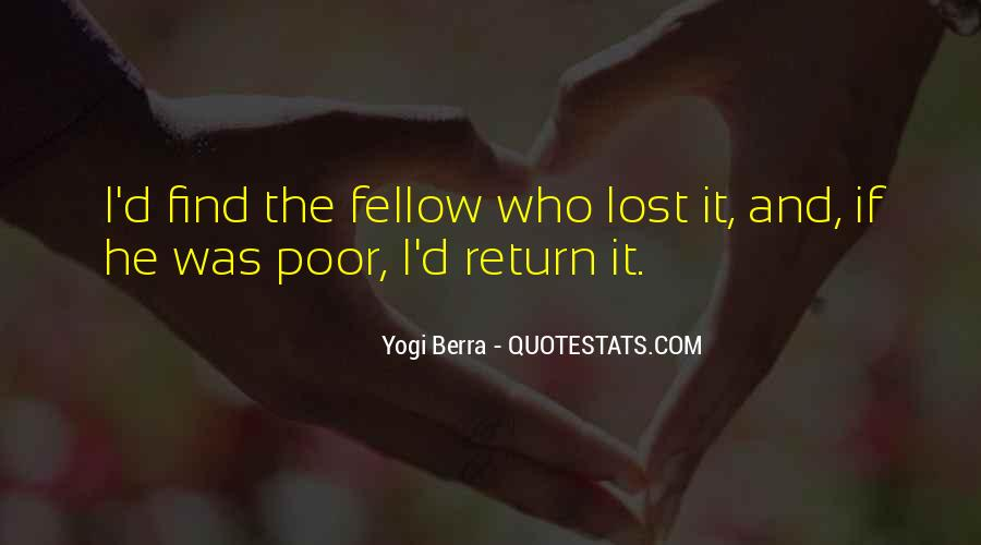 Funny If Lost Sayings #861762