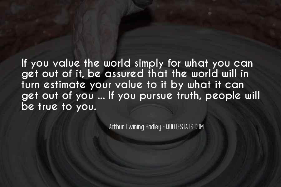 True Value Sayings #103375