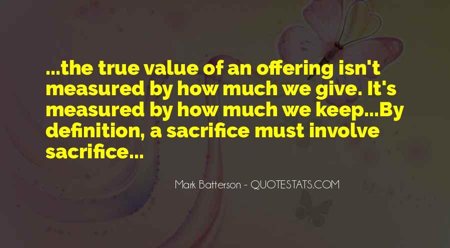 True Value Sayings #410802