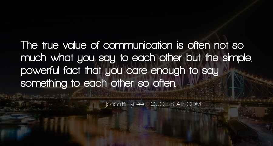True Value Sayings #424063