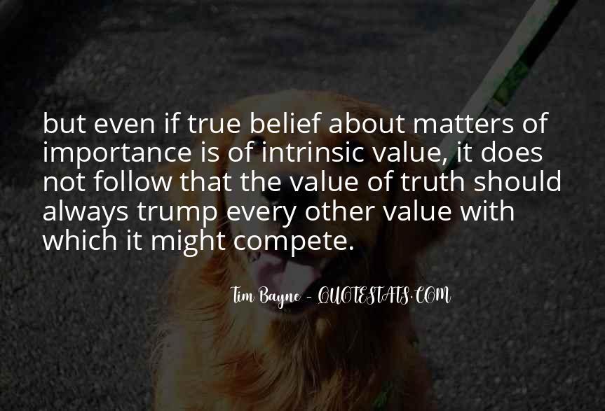 True Value Sayings #473757