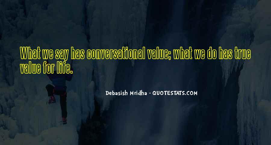 True Value Sayings #578322