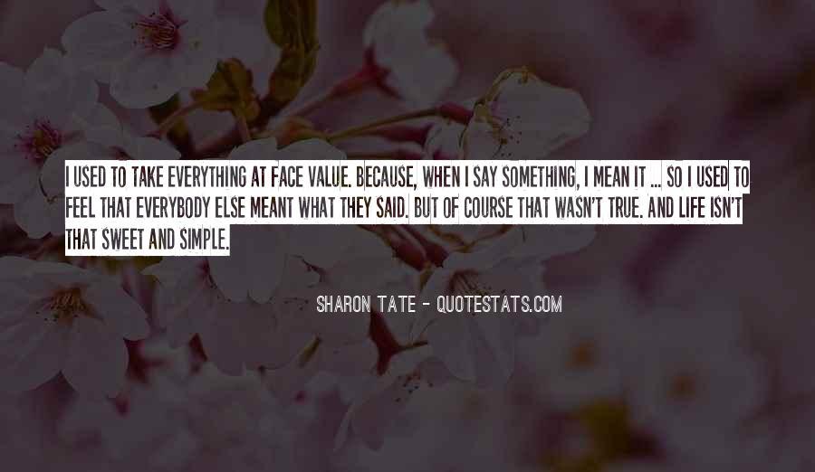 True Value Sayings #622051