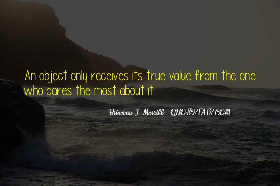 True Value Sayings #676236
