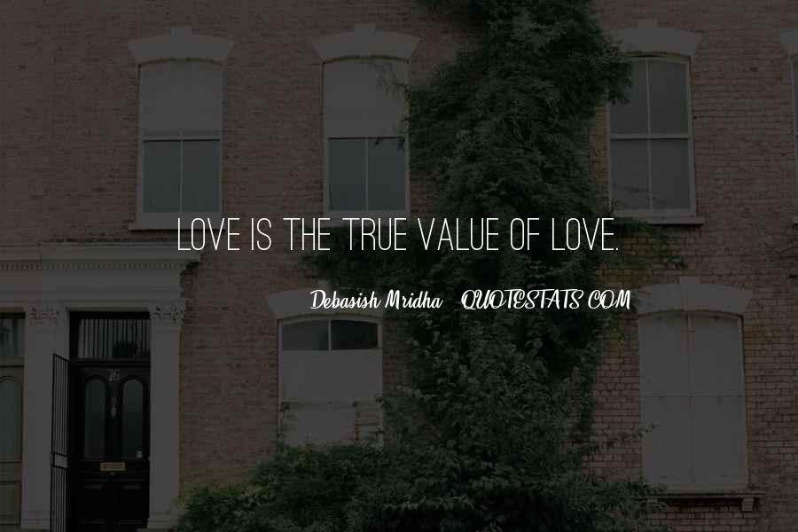 True Value Sayings #732299