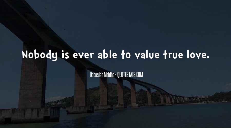 True Value Sayings #762867