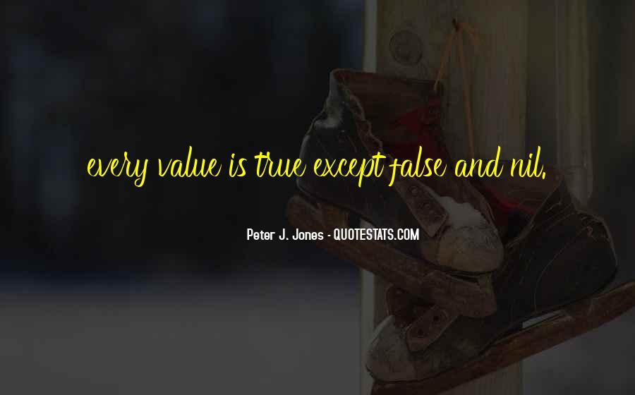 True Value Sayings #792376