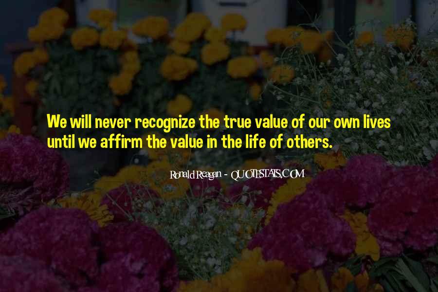 True Value Sayings #803418