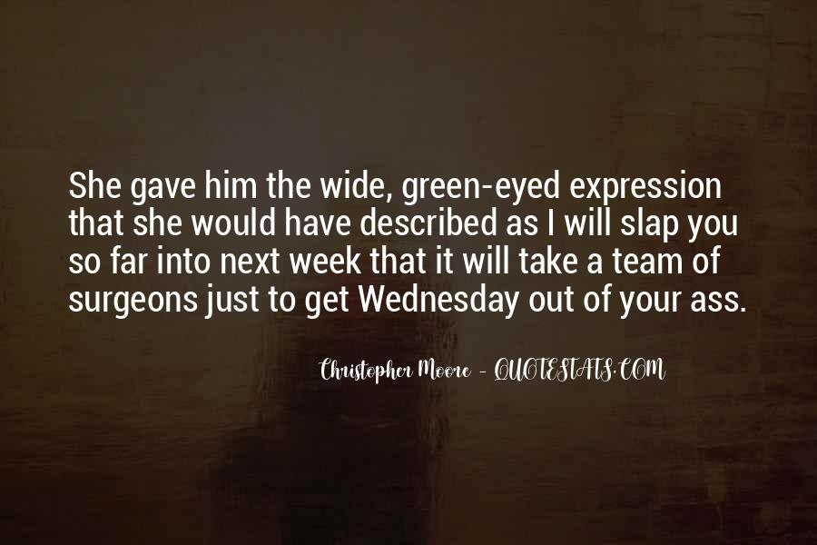 Quotes About Green Team #318062