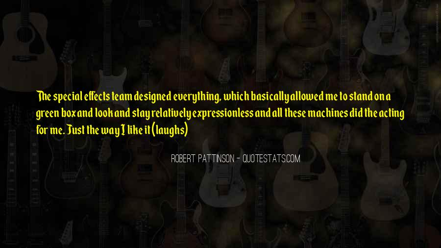 Quotes About Green Team #575505