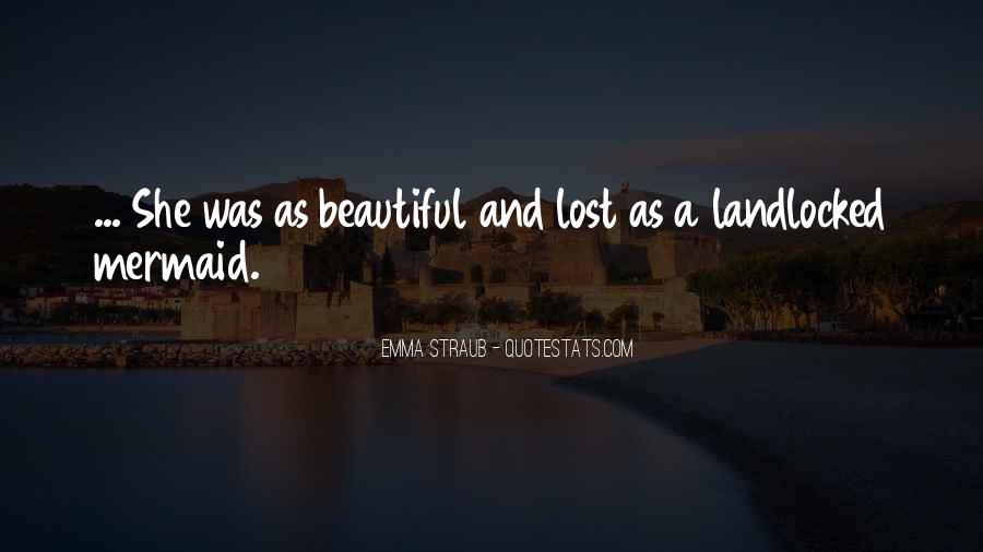 Beautiful Mermaid Sayings #529961