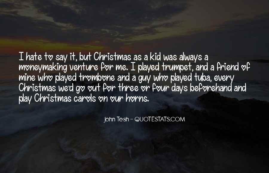 Christmas Thanks Sayings #28735