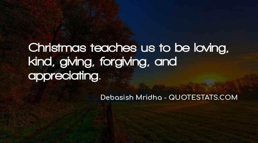 Christmas Thanks Sayings #29469
