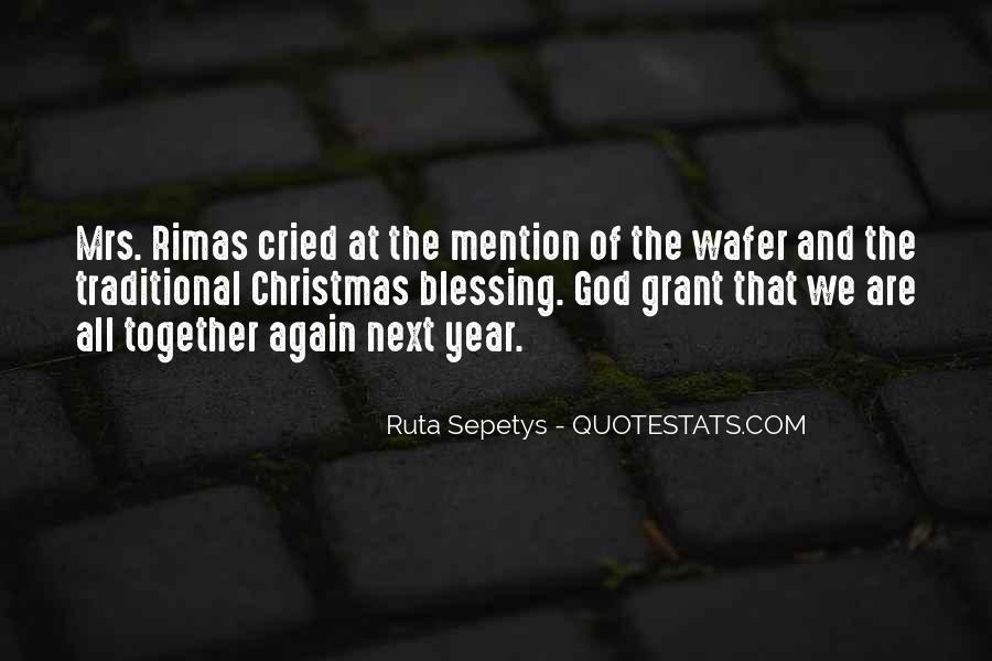 Christmas Thanks Sayings #37689