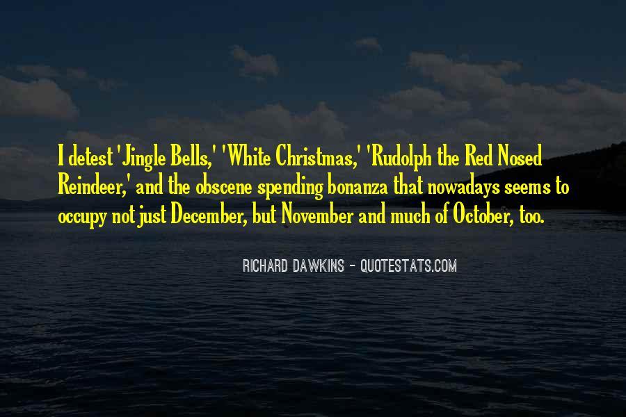 Christmas Thanks Sayings #43396