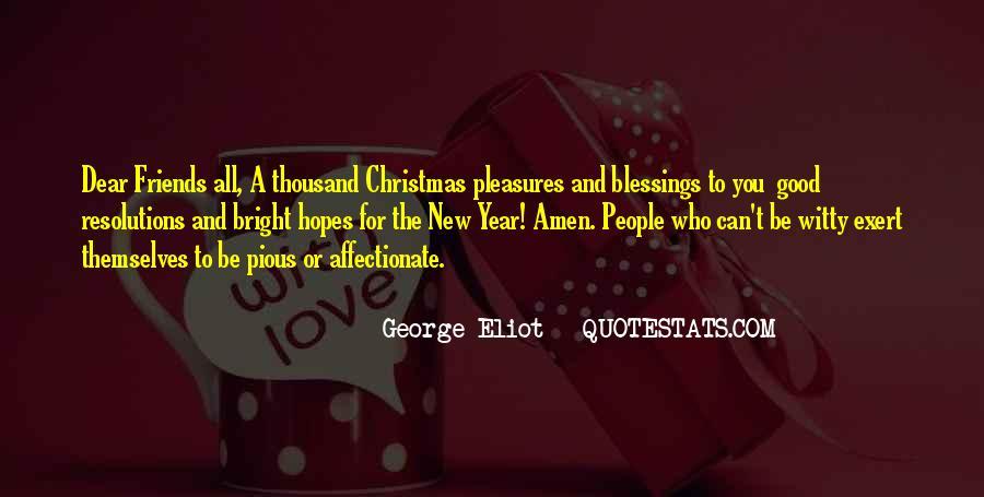 Christmas Thanks Sayings #47114