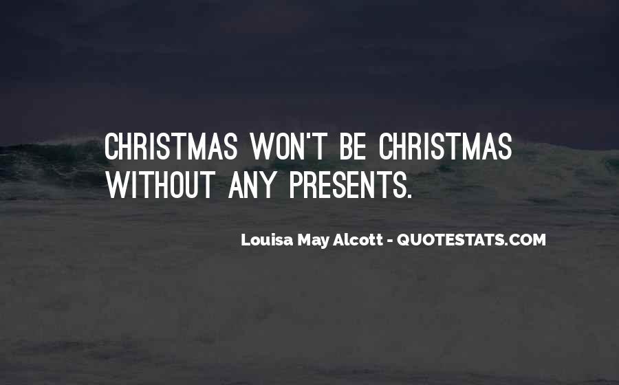 Christmas Thanks Sayings #52387