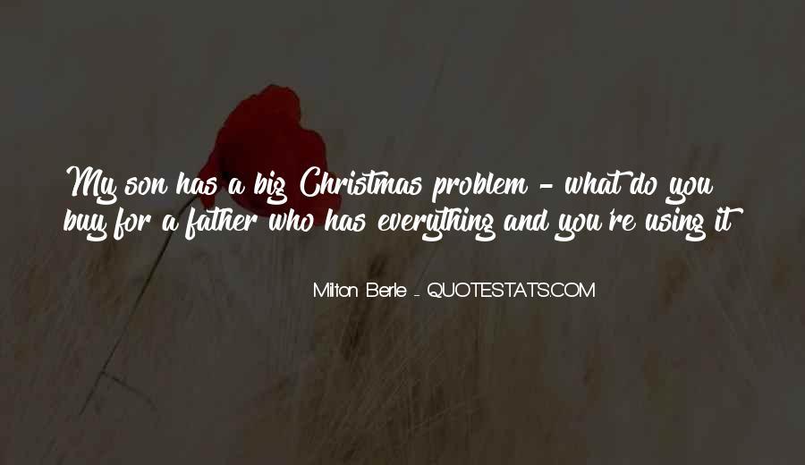 Christmas Thanks Sayings #67153