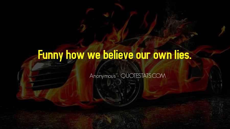 Funny Anonymous Sayings #1107440