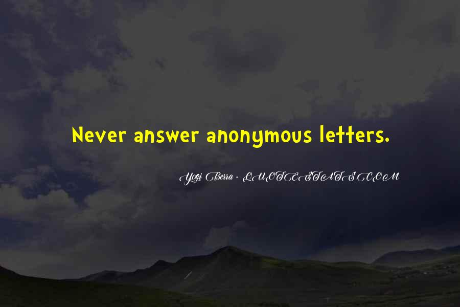 Funny Anonymous Sayings #1340040