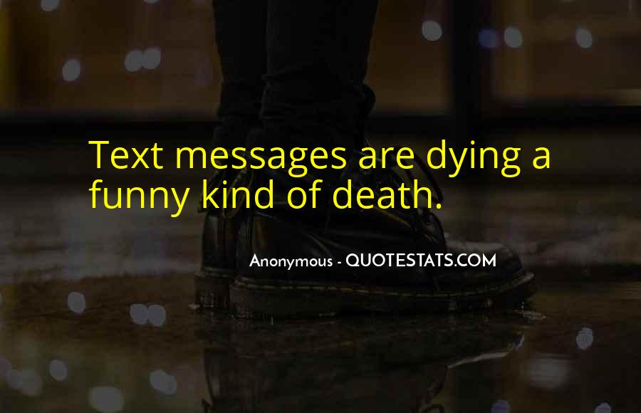 Funny Anonymous Sayings #1696892