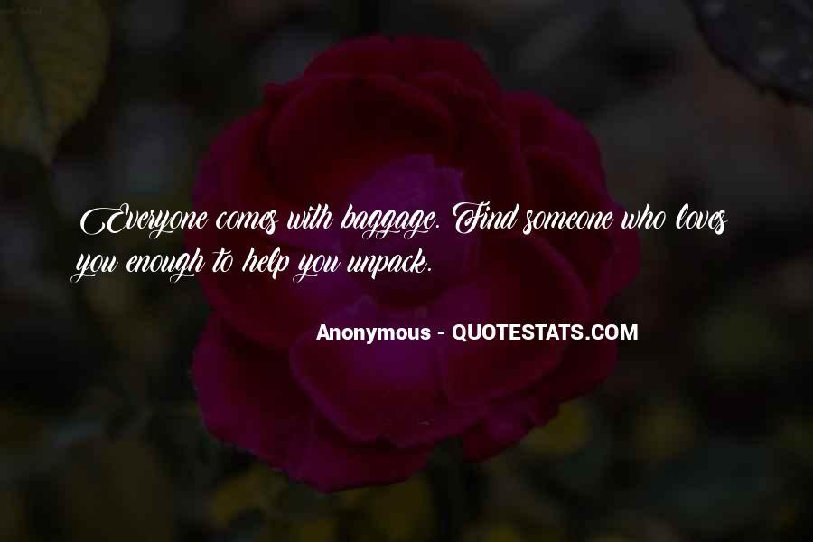 Inspirational Anonymous Sayings #1074986