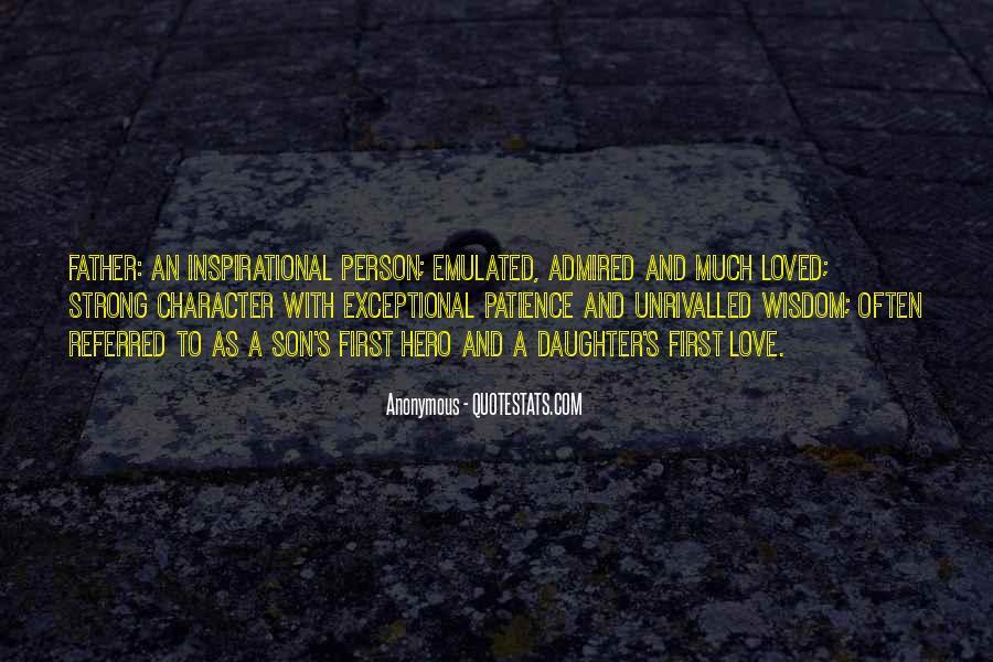 Inspirational Anonymous Sayings #177133