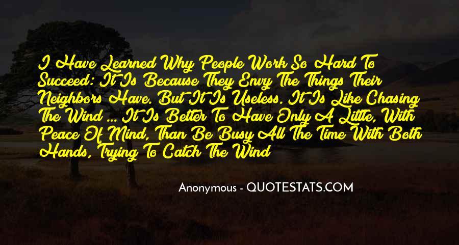 Inspirational Anonymous Sayings #39425