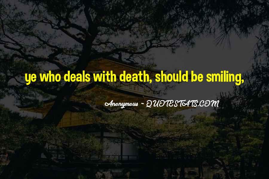 Inspirational Anonymous Sayings #507979