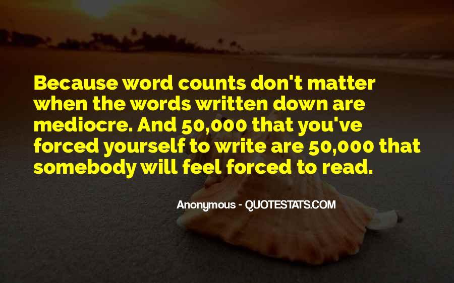 Inspirational Anonymous Sayings #535263