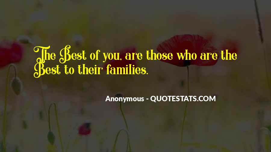 Families Anonymous Sayings #1306696
